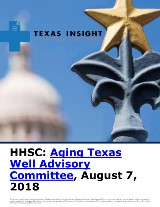 HHSC: Aging Texas Well Advisory Committee