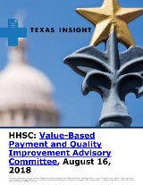 Value-Based Payment & Quality Improvement Advisory Committee
