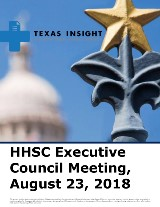 HHSC Executive Council Meeting