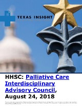 HHSC: Palliative Care Interdisciplinary Advisory Council