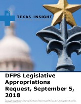 DFPS Legislative Appropriations Request