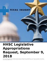 HHSC Legislative Appropriations Request