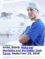 HHSC/DSHS: Maternal Mortality and Morbidity Task Force