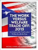 The Work Versus Welfare Trade-off: 2013