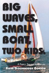 Big Waves, Small Boat, Two Kids