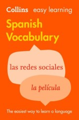 Easy Learning Spanish Vocabulary