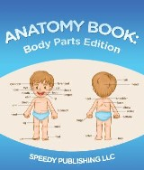 Anatomy Book: Body Parts Edition