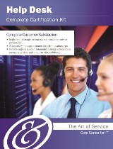 Help Desk Complete Certification Kit - Core Series for IT