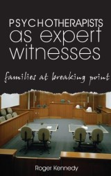 Psychotherapists as Expert Witnesses