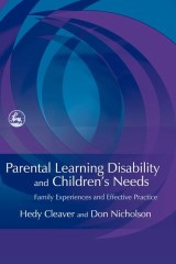 Parental Learning Disability and Children's Needs