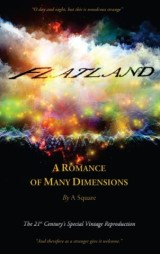 FLATLAND - A Romance of Many Dimensions (The Distinguished Chiron Edition)