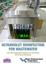 Ultraviolet Disinfection for Wastewater-Low-Dose Application Guidance for Secondary and Tertiary Discharges