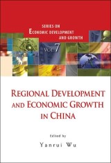 Regional Development And Economic Growth In China