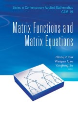 Matrix Functions And Matrix Equations