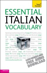 Essential Italian Vocabulary