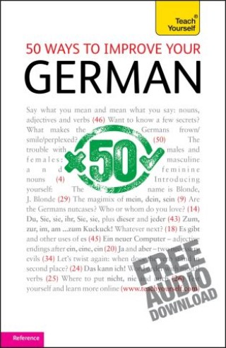 50 Ways to Improve Your German
