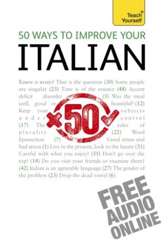 50 Ways to Improve Your Italian