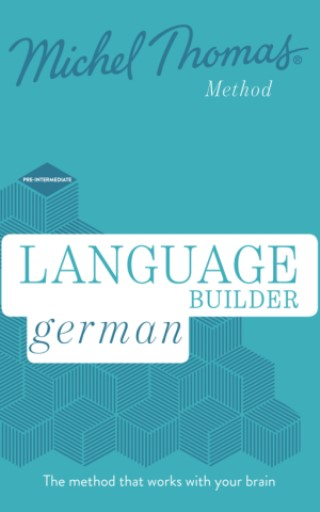 Booklet: Language Builder German