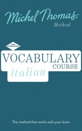 Booklet: Italian Vocabulary
