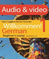 Willkommen! 1 German Beginner's Course