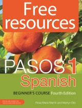 Free Resources: Pasos 1 Spanish Beginner's Course