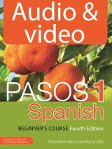Audio & Video: Pasos 1 Spanish Beginner's Course
