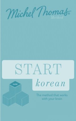 Free Booklet :Start Korean