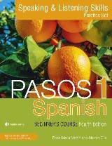 Audio: Pasos 1 Spanish Beginner's Course: Speaking and Listening Skills Practice Set