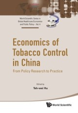 Economics Of Tobacco Control In China: From Policy Research To Practice