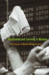 Information and Learning in Markets