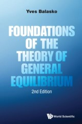 Foundations Of The Theory Of General Equilibrium (Second Edition)