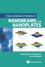 Static And Dynamic Problems Of Nanobeams And Nanoplates