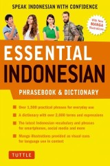 Essential Indonesian Phrasebook & Dictionary