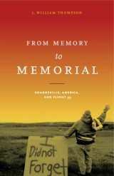 From Memory to Memorial