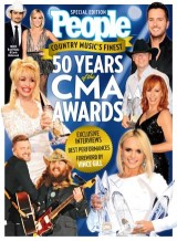 PEOPLE 50 Years of the CMA Awards