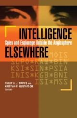 Intelligence Elsewhere