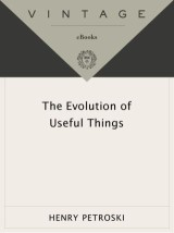 The Evolution of Useful Things