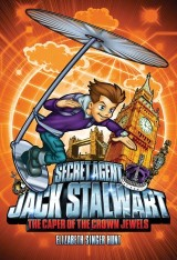 Secret Agent Jack Stalwart: Book 4: The Caper of the Crown Jewels: England