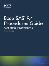 Base SAS 9.4 Procedures Guide