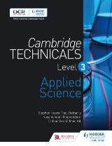 Cambridge Technicals Level 3 Applied Science