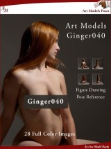 Art Models Ginger040