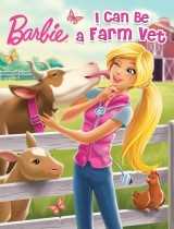 I Can Be A Farm Vet  (Barbie)
