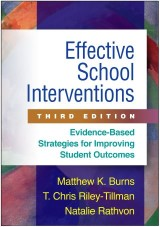 Effective School Interventions, Third Edition