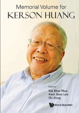 Memorial Volume For Kerson Huang