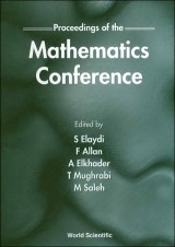 Proceedings Of The Mathematics Conference