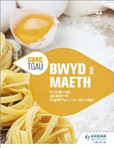 CBAC TGAU  Bwyd a Maeth (WJEC GCSE Food and Nutrition Welsh-language edition)
