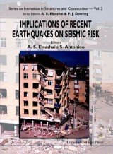 Implications Of Recent Earthquakes On Seismic Risk