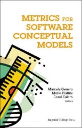 Metrics For Software Conceptual Models