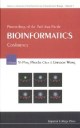 Proceedings Of The 3rd Asia-pacific Bioinformatics Conference