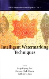 Intelligent Watermarking Techniques (With Cd-rom)